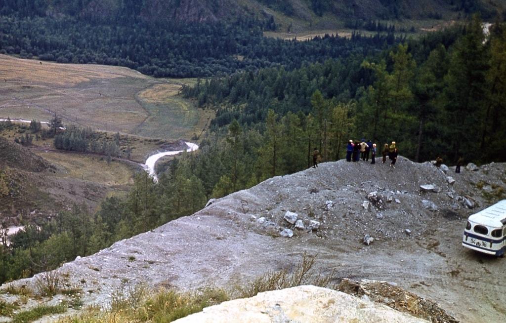 Вид на перевал Чике-Таман