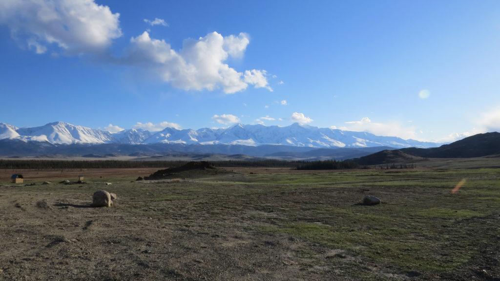 Северо-Чуйский Хребет, Алтай