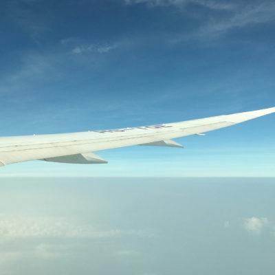Перелет на Бали: как счастливо пережить